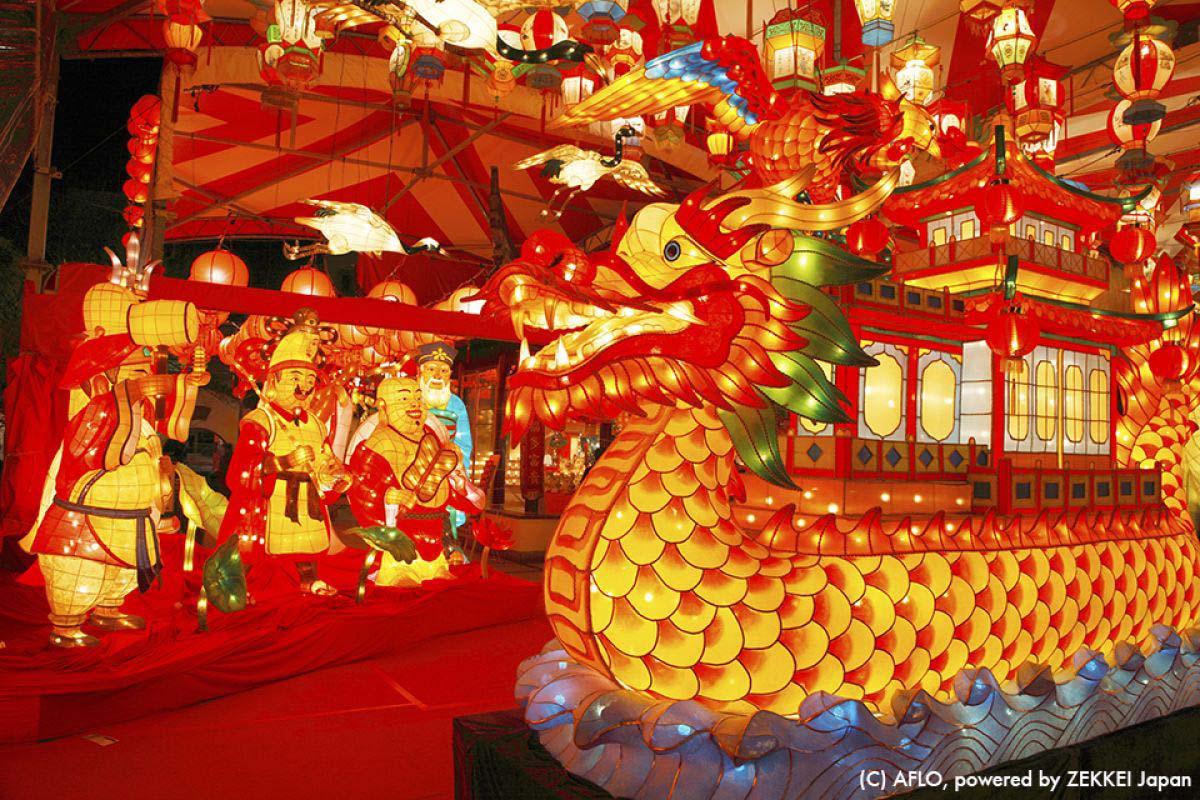 长崎  旅游 日本