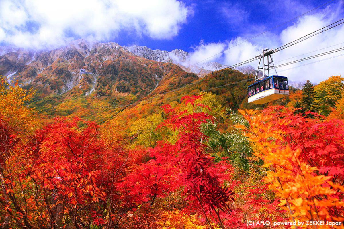 立山 ロープウェイ 富山