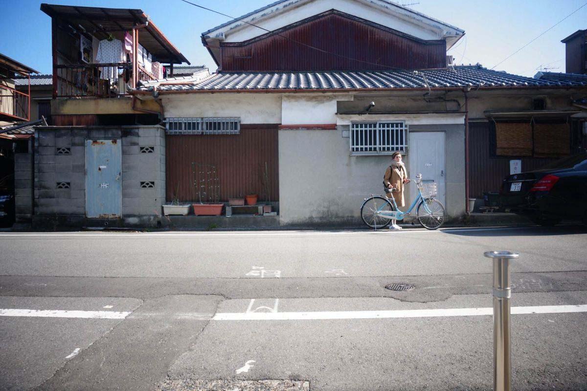 一個人旅行 日本 照片