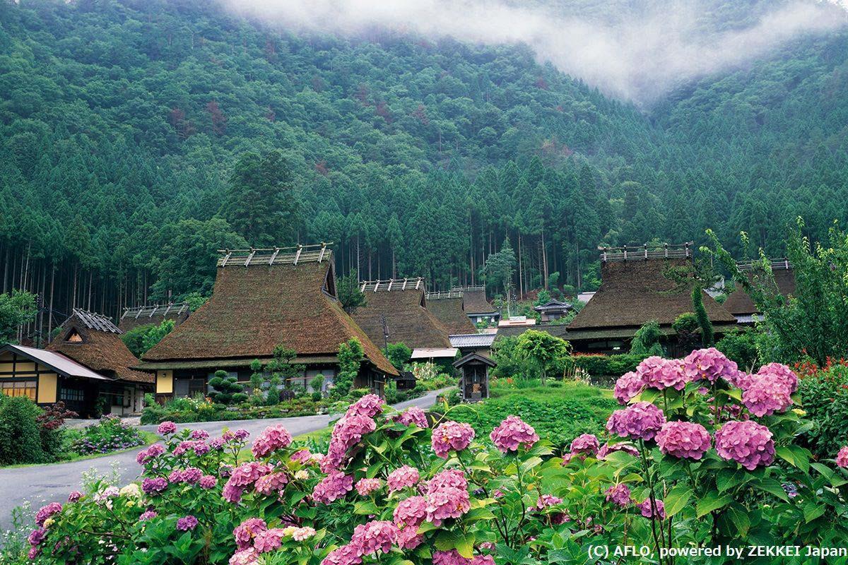 Miyama Kyoto
