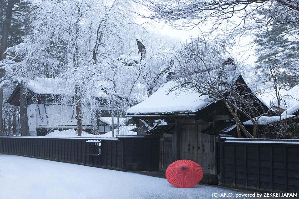 Japan Travel Snow