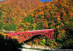 Kurobe Gorge Railway, Toyama