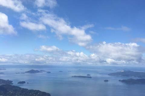 How I decided to visit Ehime Prefecture. <Travel Diary of an American Exchange Student: Part 1 >