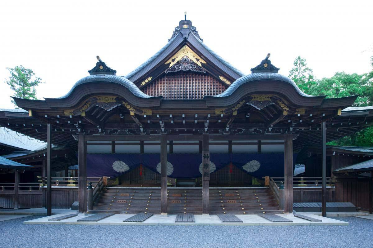 伊勢神宮の絶景 ZEKKEI Japan