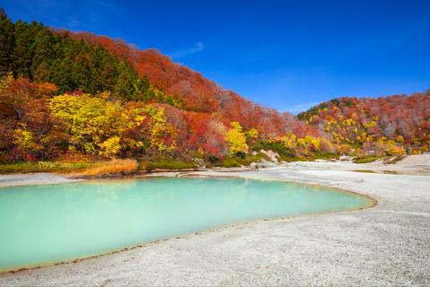 恐山 宇曽利湖の絶景 ZEKKEI Japan