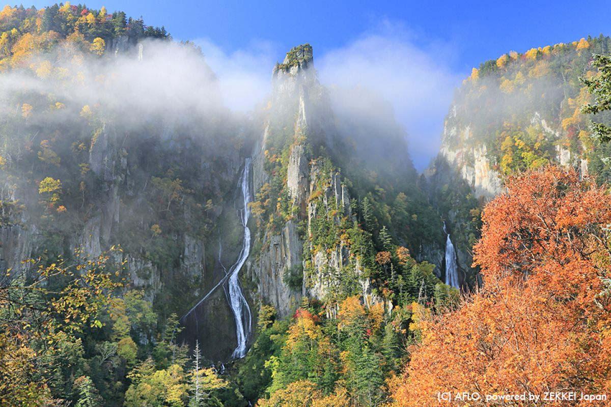 Hokkaido Travel Autumn Leaves