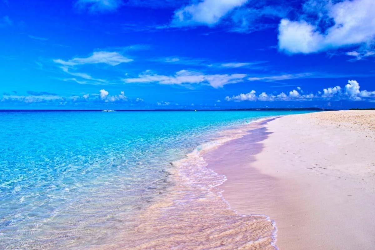 沖縄 ビーチ 与那覇前浜ビーチ