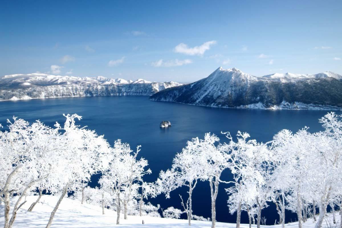 摩周湖 北海道 旅行