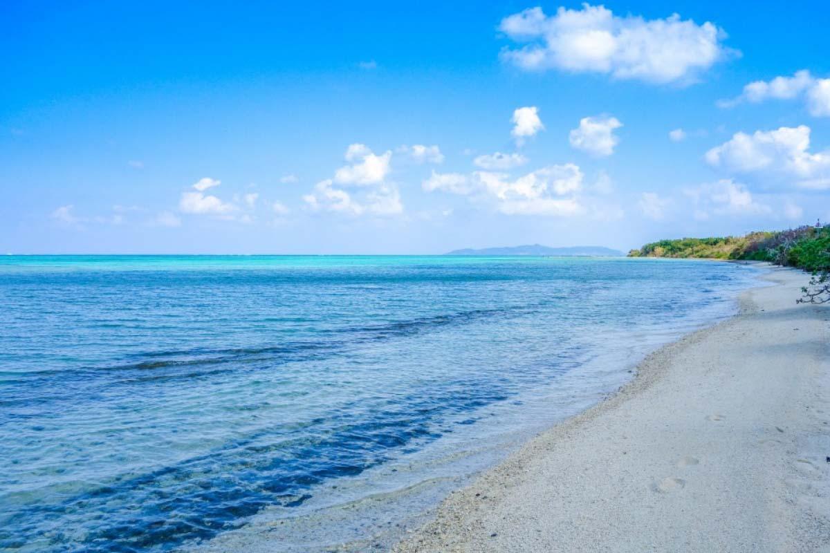 沖縄 コンドイ浜 ビーチ