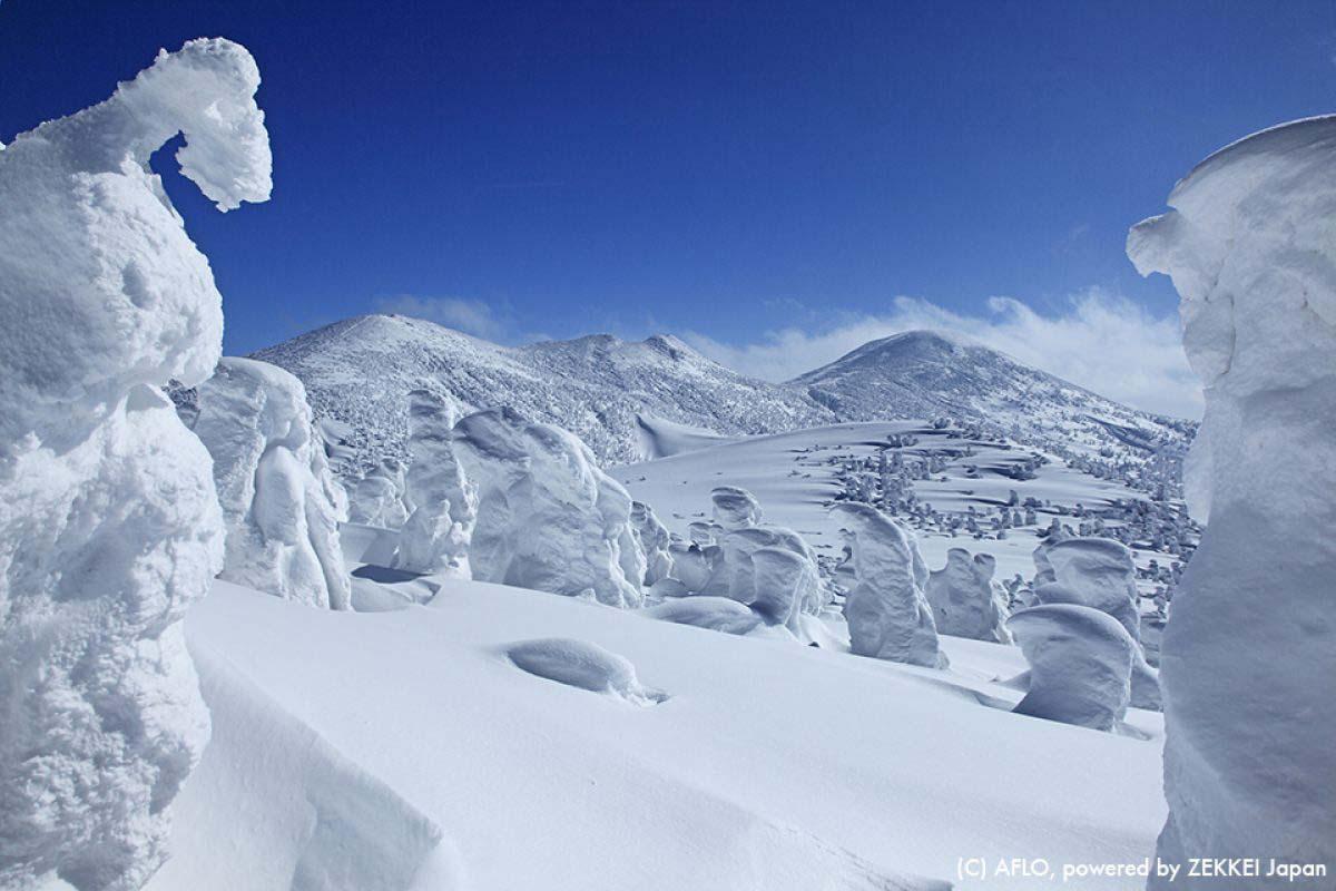 Mt. Hakkoda Aomori