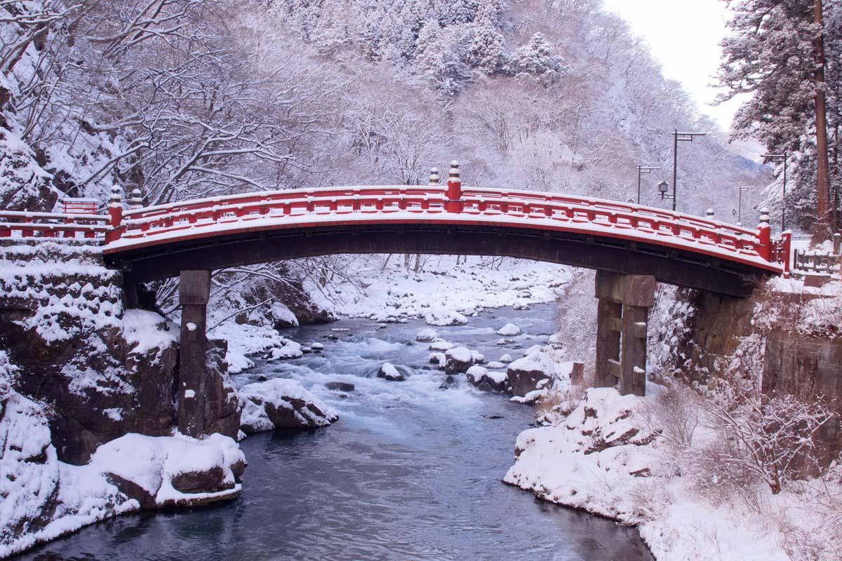 日本 旅游 日光