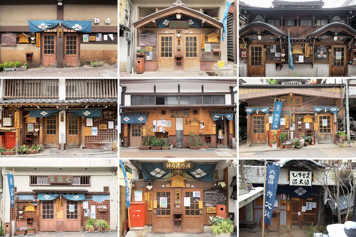 澀溫泉 長野 旅行