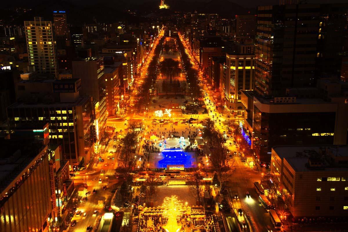 Japan Winter Travel