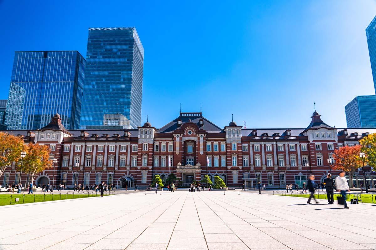 日本 东京站 旅游