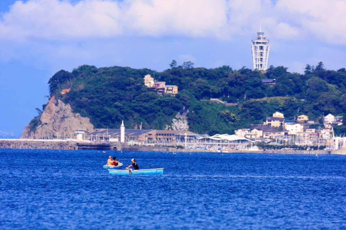 Kamakura Yuigahama Beach