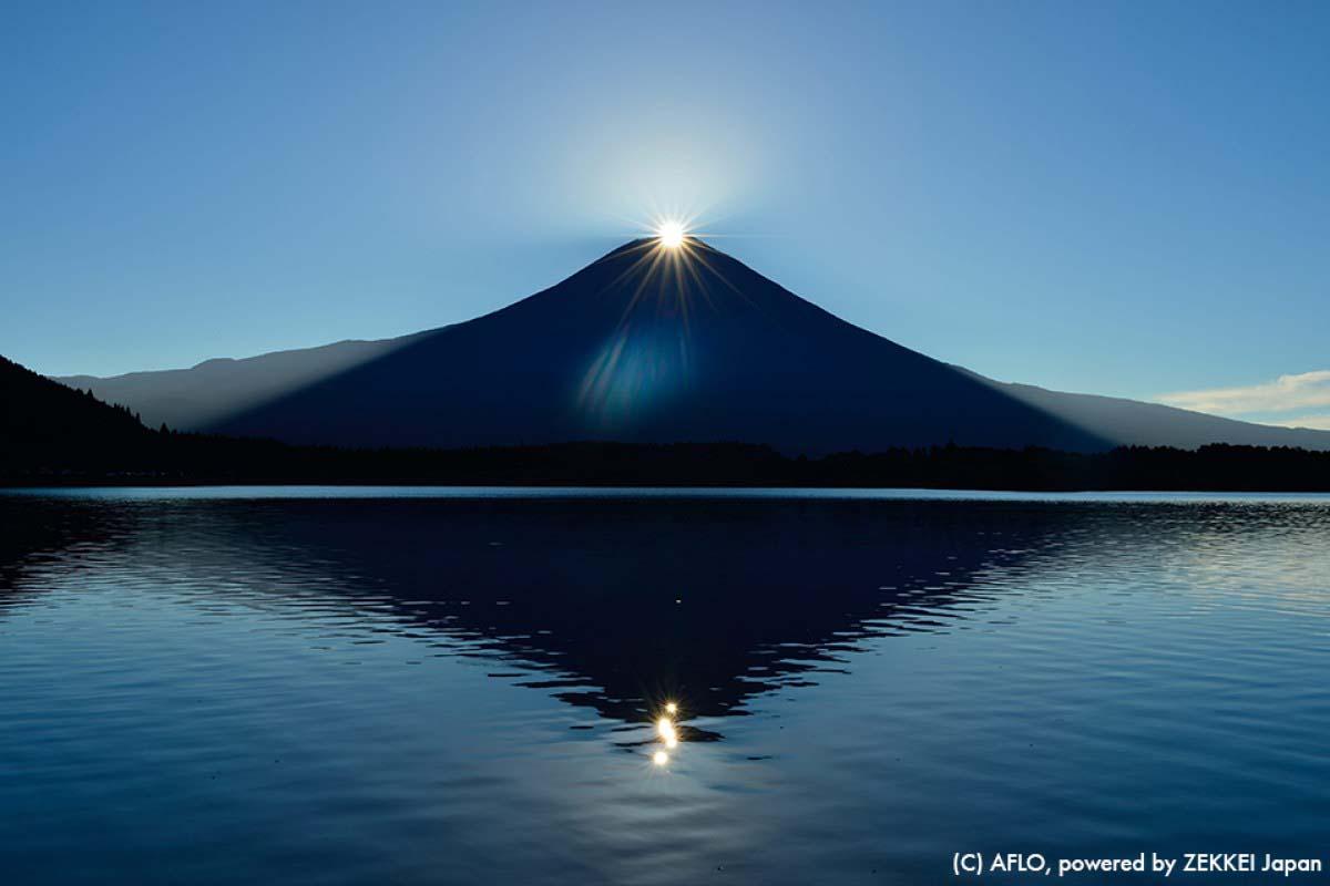 Diamond Fuji Japan Travel
