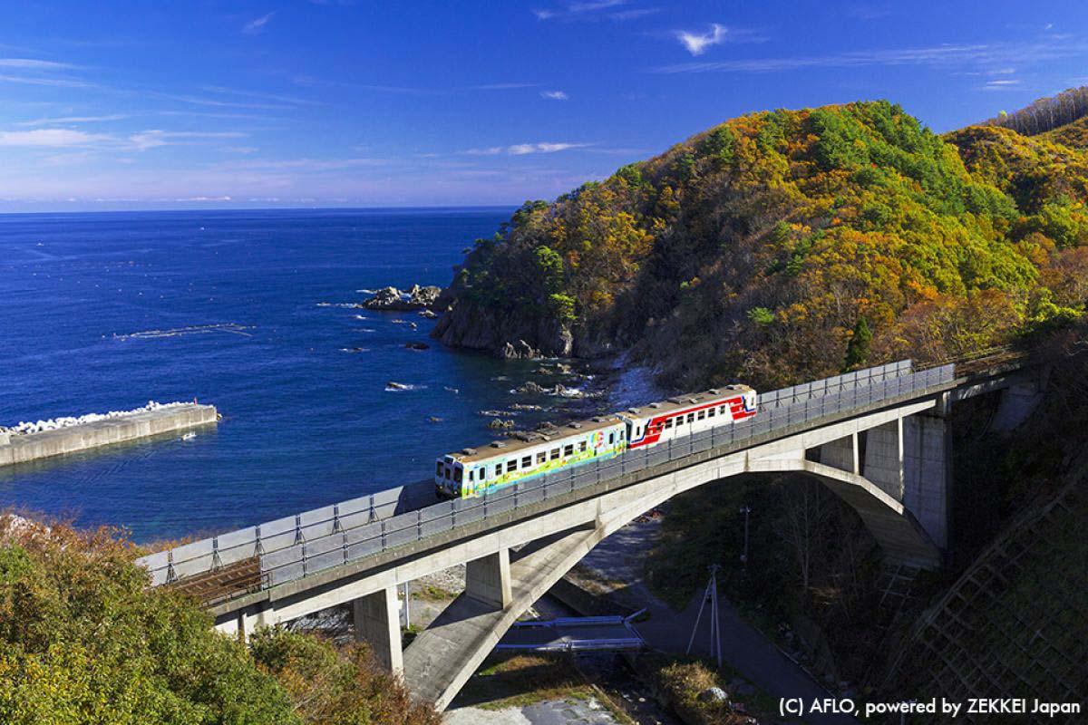 三陸鉄道 あまちゃん 東北