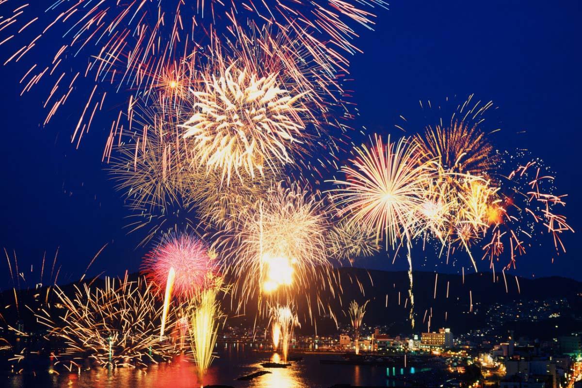 Ito Fireworks Festival Shizuoka Hot Spring