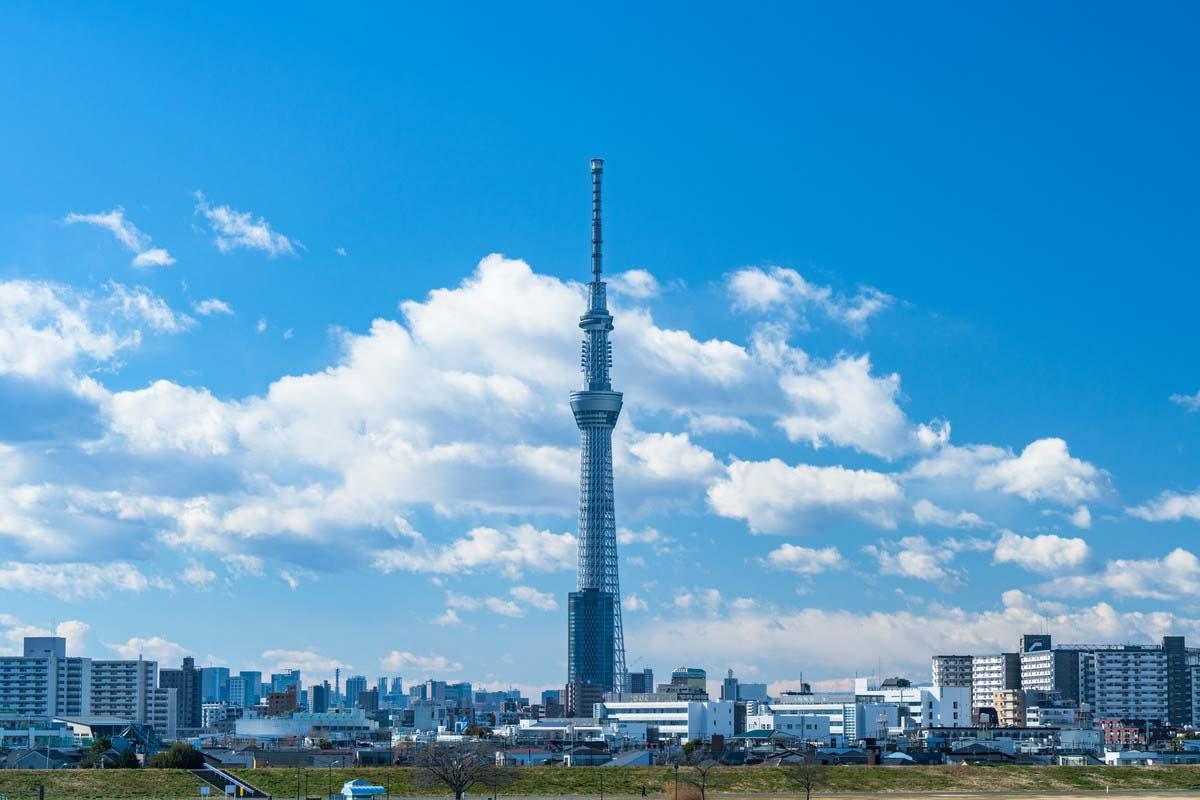东京 旅游 日本