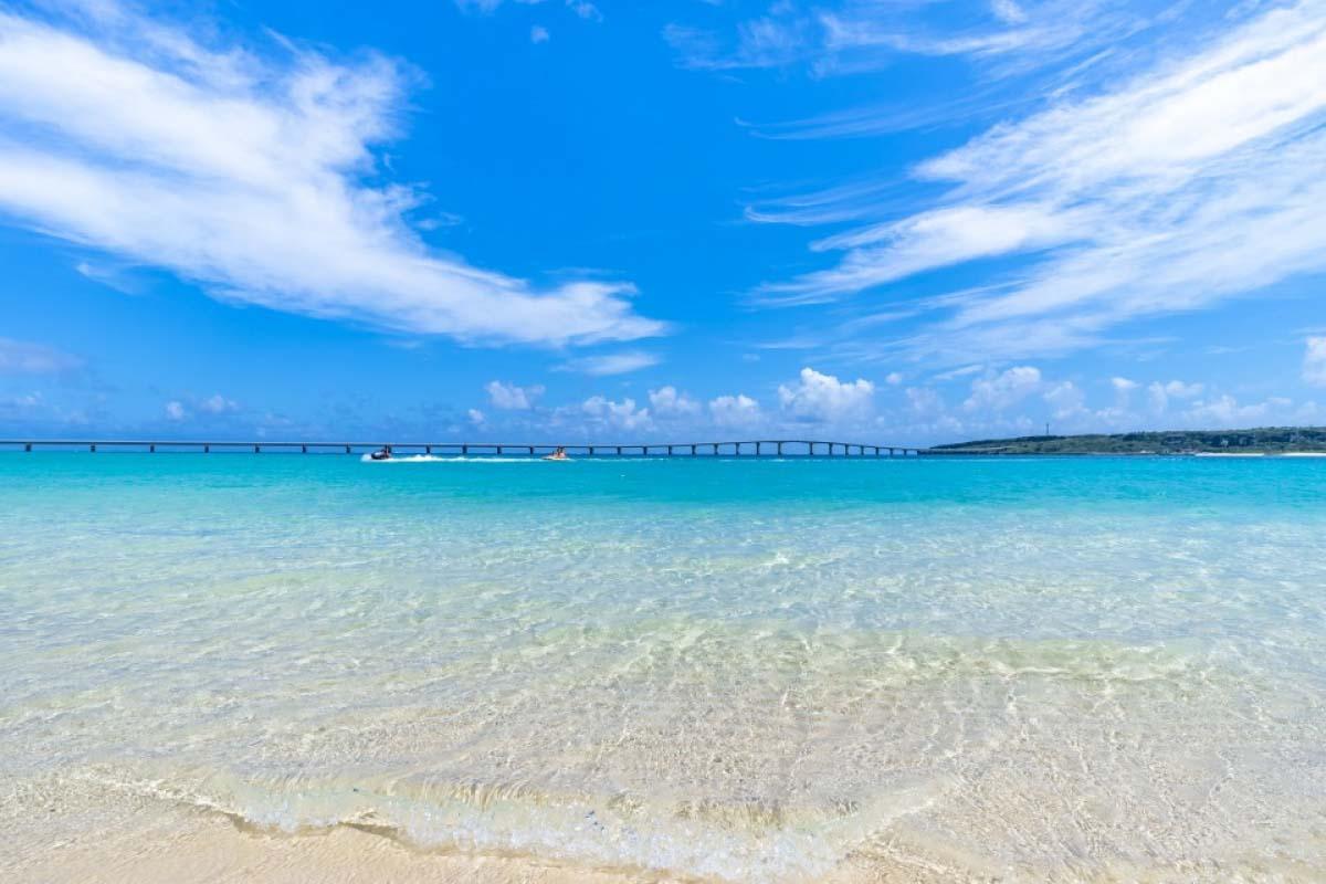 Okinawa Beach Yonaha