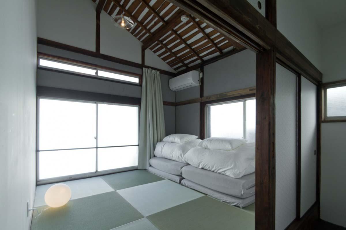 青年旅舍 旅游 日本