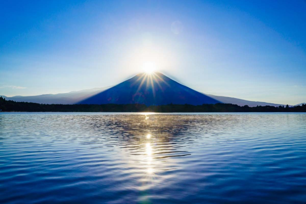 Diamond Fuji Japan Travel
