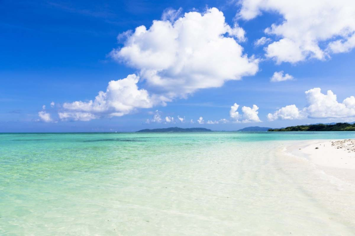Okinawa Beach Kondoi