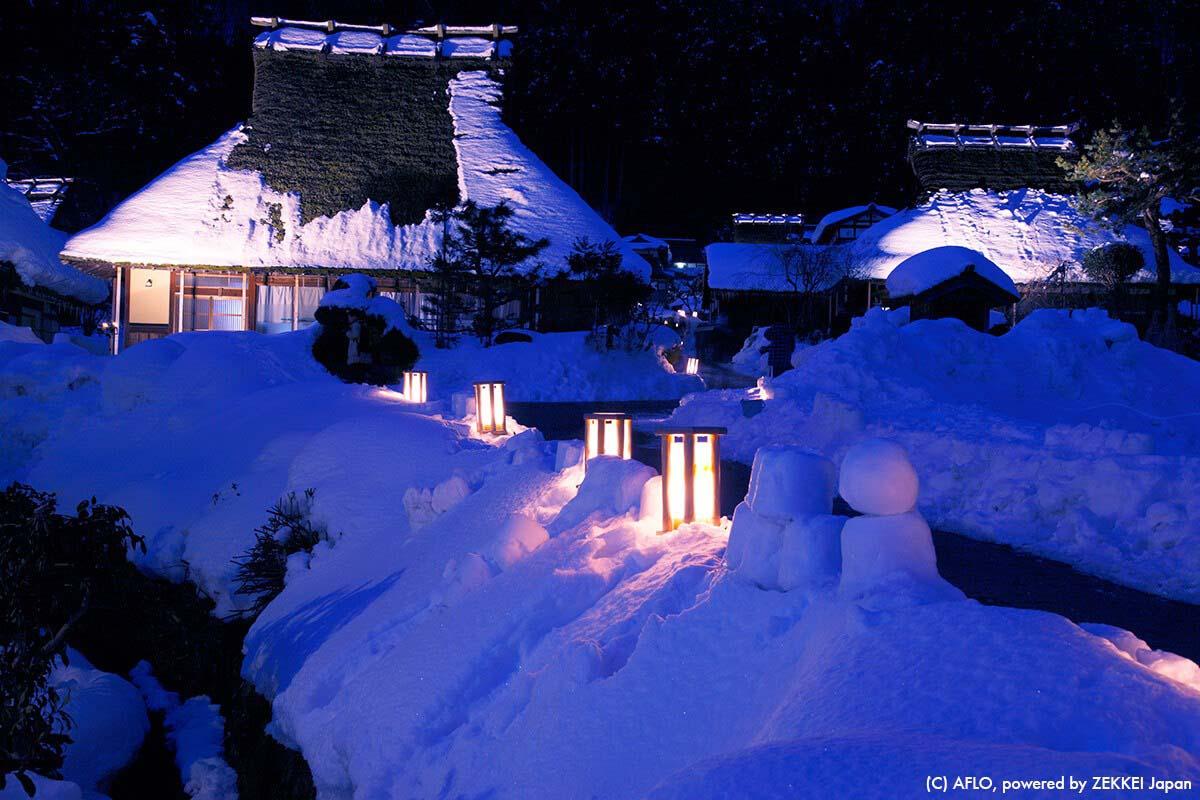 Kyoto Travel illuminations